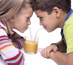 Tanderosie bij kinderen